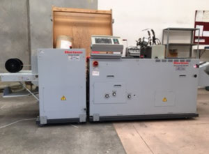 Horizon 60 saddle stitcher - VAC 60 A & 60 C SPF 200 booklet maker with FC 200A trimmer