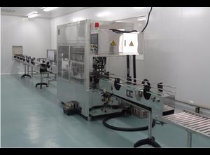 Stroj na plnění lahví Fillness Botling Machinery -