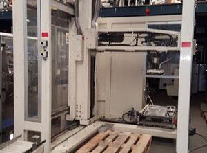 Paletovací zařízení - paletovací robot Cermex P741