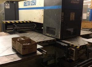LVD DELTA 1250 Stanz- und Nibbelmaschine CNC