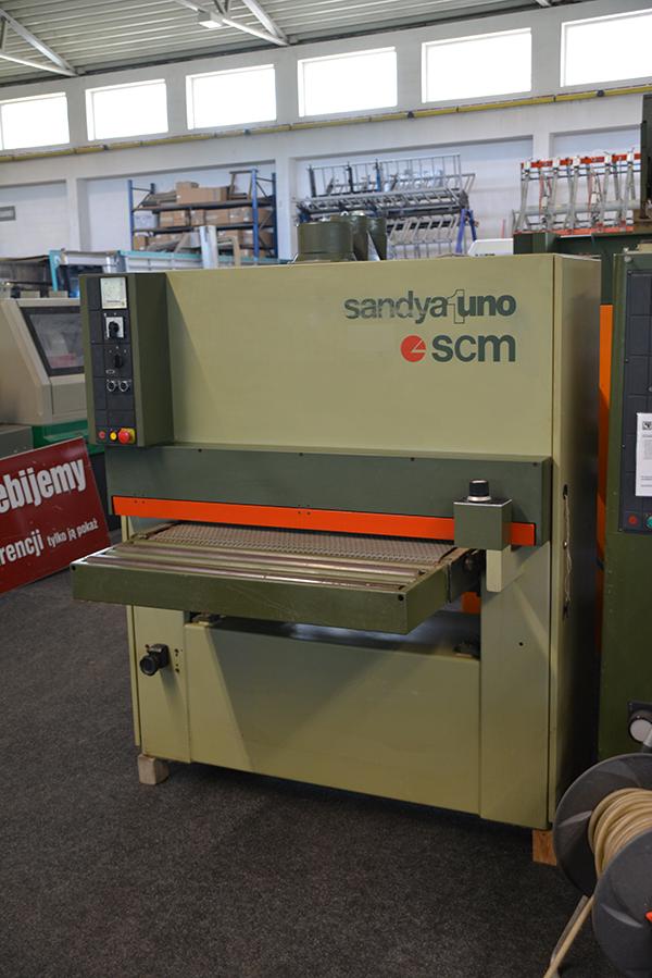 SCM SANDYA Wide belt sander - Exapro