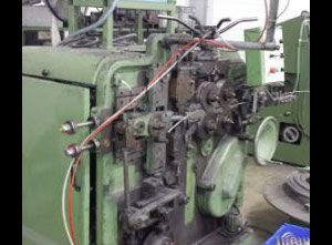 HERCKELBOUT TC 80 Spring machine - multislide / former / coiler