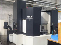 OKK VP 600 Machining center - vertical