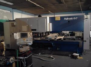 PULLMAX 6C Stanz- und Nibbelmaschine CNC