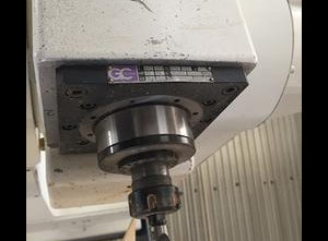 BACCI MASTER Wood CNC machining centre - 5 Axis