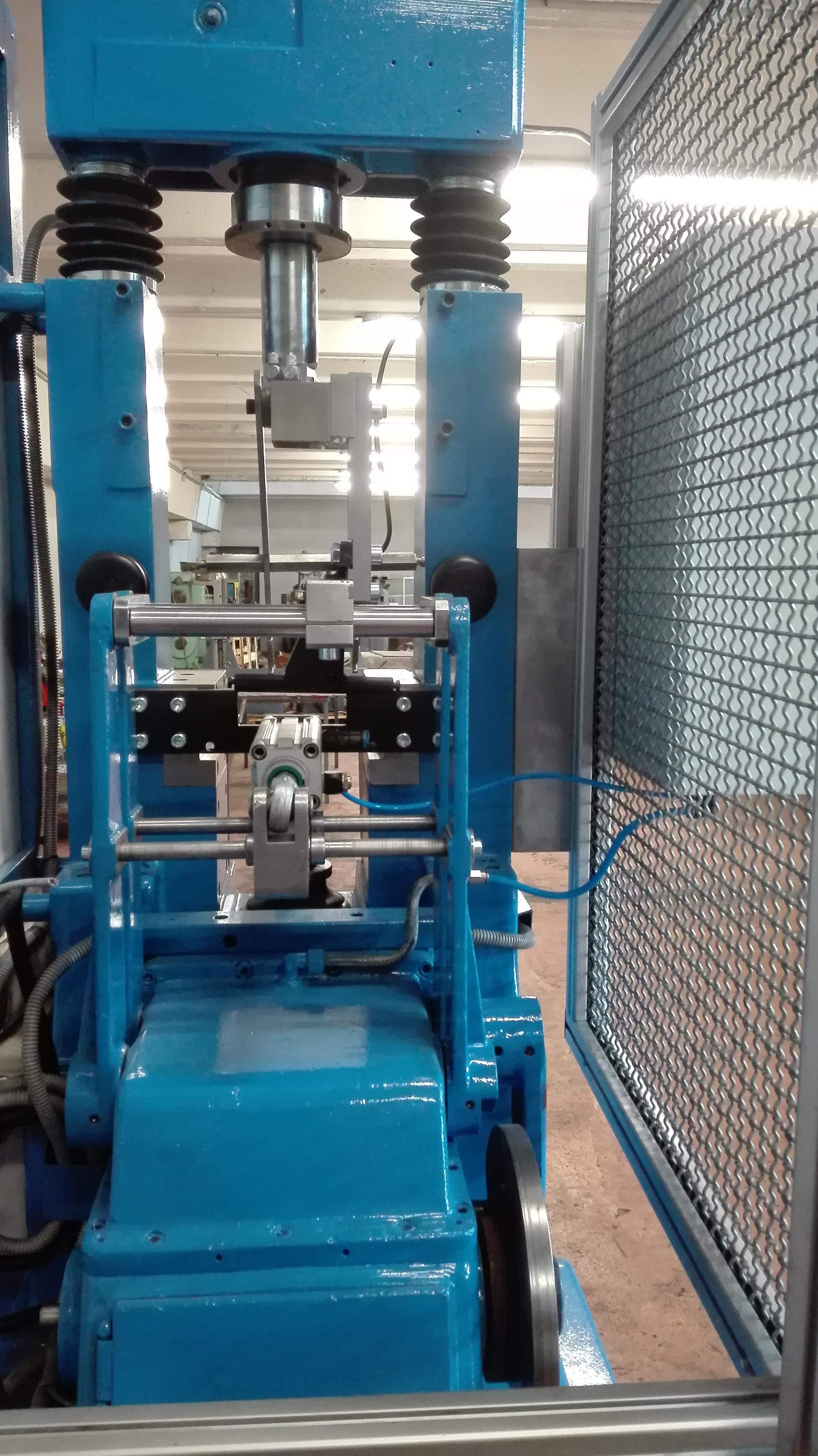 Dorst TPA 15 metal press - Exapro
