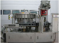 Used Krones Fulmatic Bottling unit