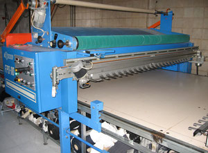 Used Comit fpo110 -  fpo160 Spreading machine