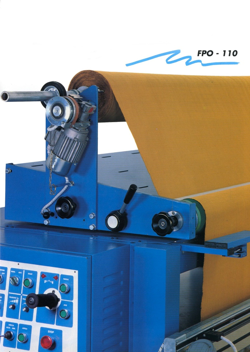 Used Comit fpo110 - fpo160 Spreading machine - Exapro