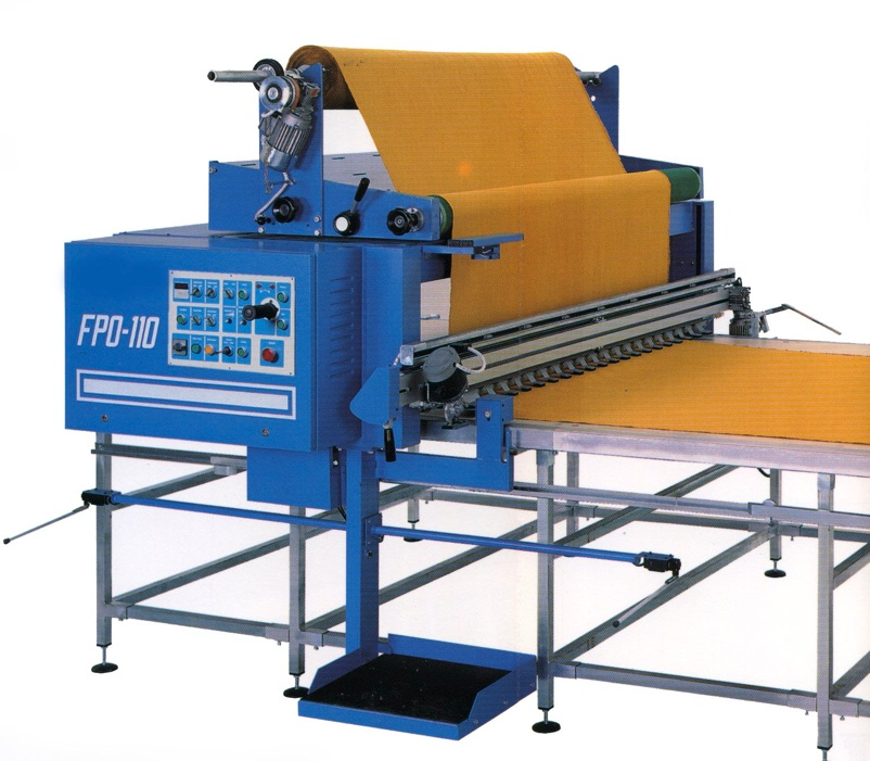 Used Comit fpo110 - fpo160 Spreading machine - Exapro