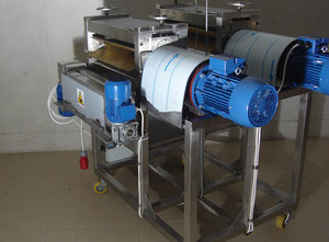 Ligne complete de production de pâtes ou pizza Rekon WM-540