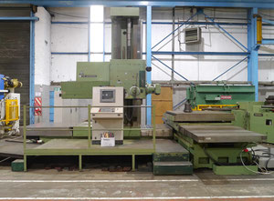 TOS WHN134B Table type boring machine CNC
