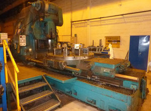 Liebherr ET 3000 Horizontal gear hobbing manual machine
