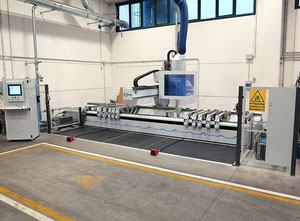 HOMAG BOF 211/60/F/K Wood CNC machining centre - 5 Axis