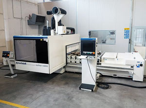 MORBIDELLI M 800 Wood CNC machining centre - 5 Axis
