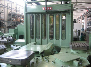 Yasda YBM 900N-100AP Machining center - palletized