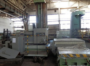 TOS WHN 13.4 A Table type boring machine