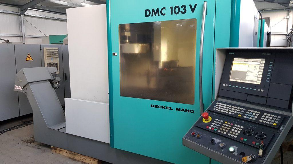deckel maho dmc 103 v machining center vertical exapro rh exapro com