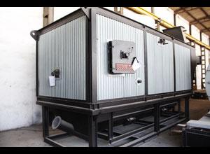 Eratic Movilterm 3 Gcal/h Brennkammer Rost