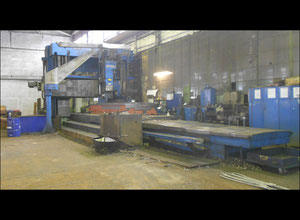 Forest Line FLP 2200 portal / gantry milling machine