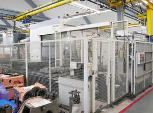 Centro de mecanizado paletizados Dörries / Scharmann Typ Solon 4