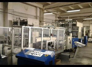 Elba Bag Making machine