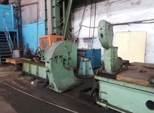 Stanko 5A370 Horizontal gear hobbing manual machine