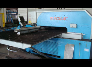 Punch Press Euromac ZX1250