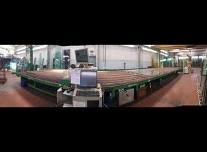 Bottero VMX Glasschneidemaschine / Glaskantenbearbeitungsmaschine