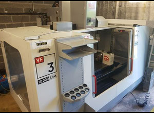 HAAS VF 3 BHE cnc vertical milling machine
