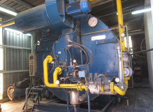Used Luzi - Industrial boiler