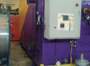 Used Luzi Akuamatic Industrial boiler