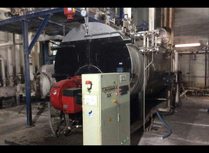 Thermosol PK 8000 Industrial boiler