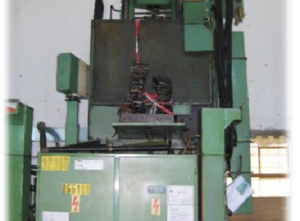 FORST RISZ 16x 1250x 400 Broaching machine