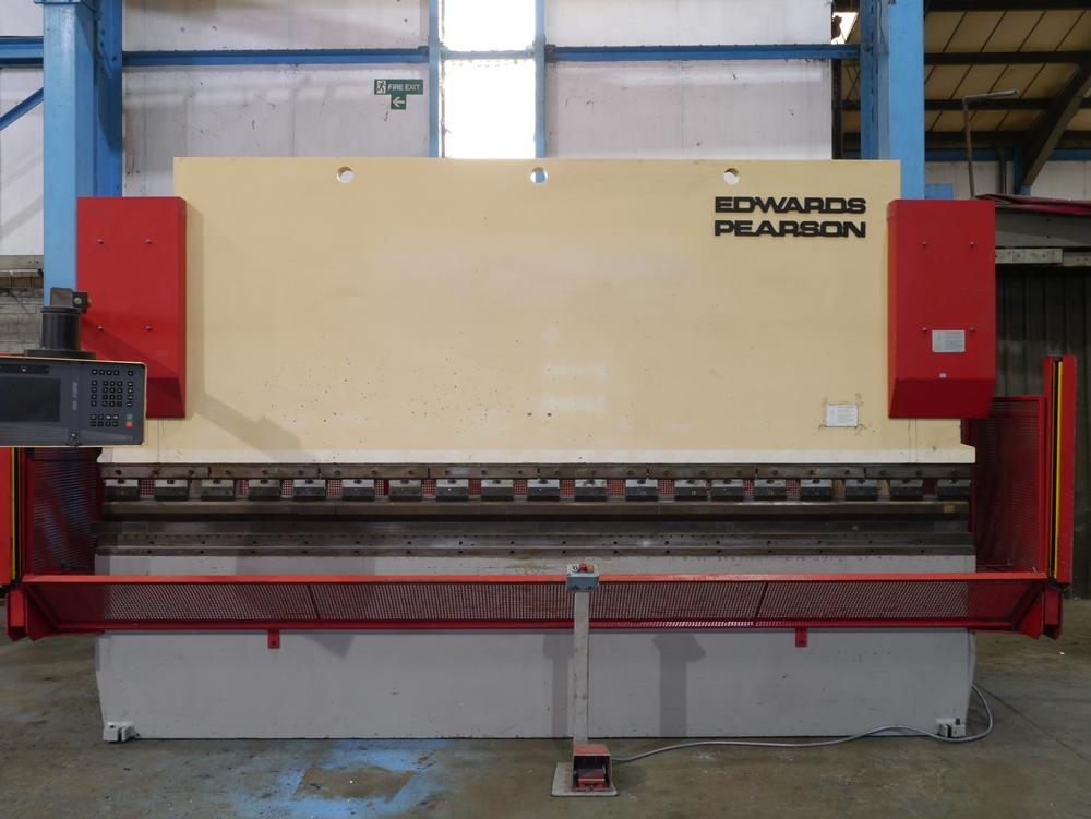 Edwards Pearson PR4 Abkantpresse CNC/NC Gebrauchte Maschinen - Exapro