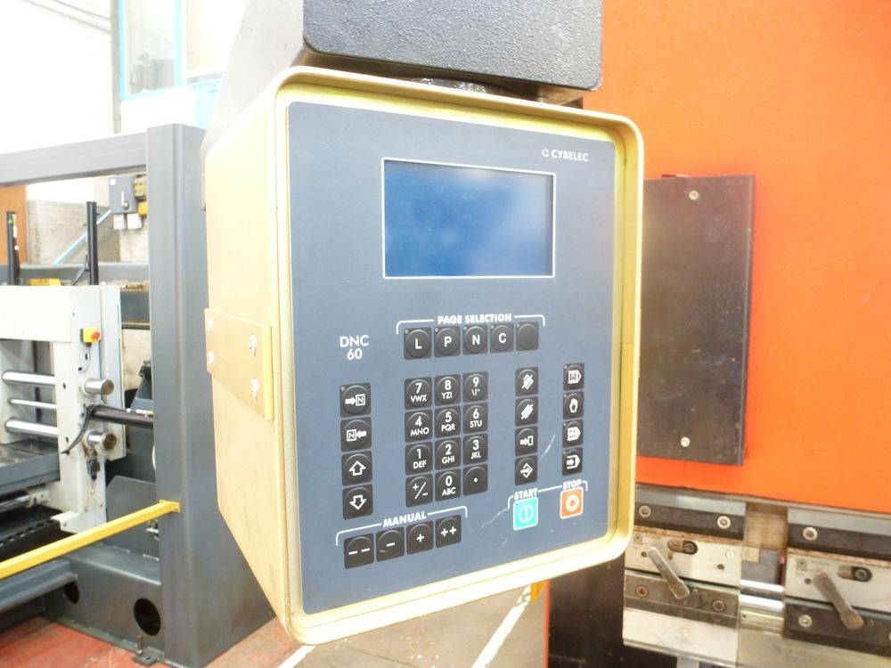 AMADA PROMECAM ITS 8025 Press brake cnc/nc - Exapro