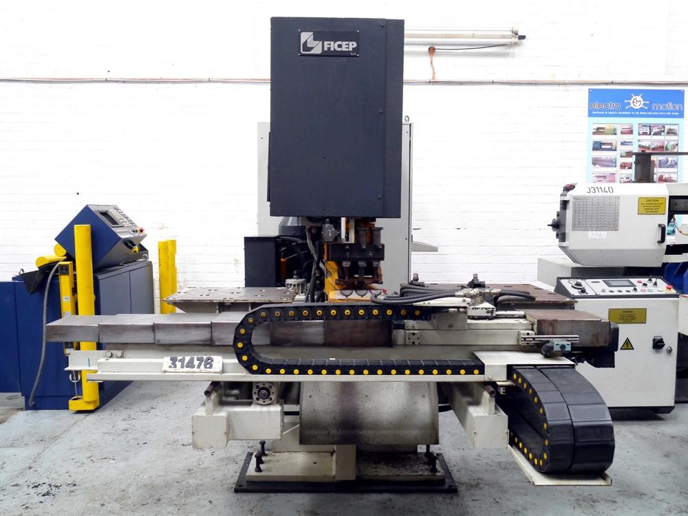 Ficep P803p Punching Machine Machine With Cnc Exapro