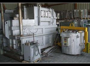 Průmyslova pec Westofen Striko SW 6000 LAS