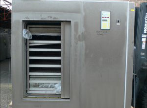 Used Linden Steril Tech 11/6,5/22 Autoclave / Drying stove