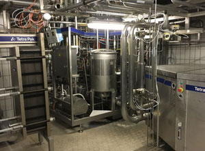 Used Tetra Pak TA-Flex Turbo Pasteuriser