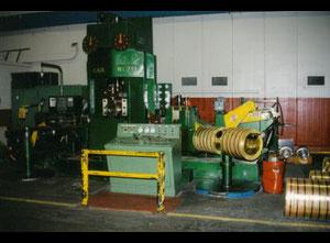 Carl Wetzel 2 Hi BW 300/350 Blechrichtmaschine