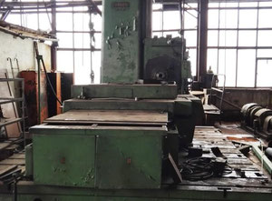 UNION BFP 125/III Table type boring machine