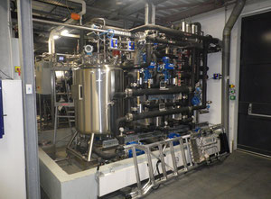 Dci Inc / Technofluides - Cleaning and sterilizing machine