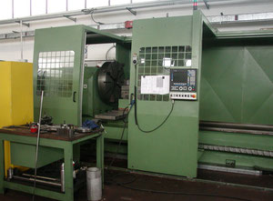GIANA GFP-GFS-14 Facing lathe