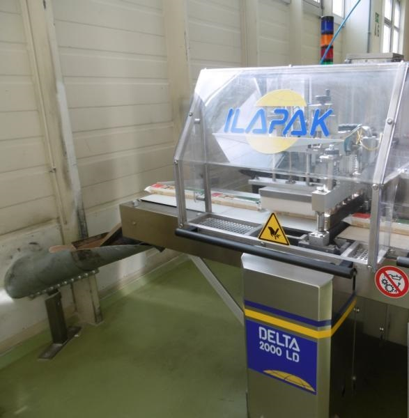 Trivi Complete Pasta Or Pizza Production Line Exapro