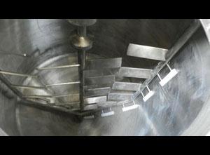 Mezcladora de líquido Disho Koruma VP 180/3300