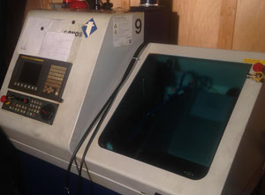 Tornos Micro 8 + Bar Feeder Swiss type lathe