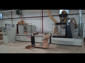 SCM Record 132 TVN Wood CNC machining centre