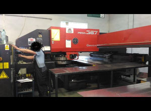 Amada Pega 367 Punching machine / nibbling machine with CNC