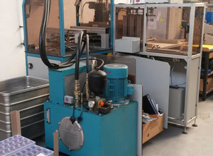 Kalıp kesme makinesi Muehlbauer CP 2020/M